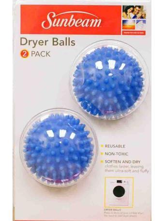 SUNBEAM - 2Pk Dryer Balls BLUE