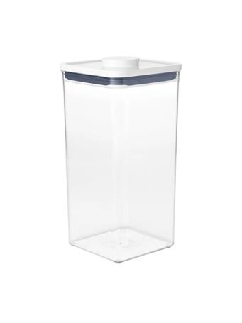 OXO - Good Grips POP Container - Big Square 6 Qrt WHITE