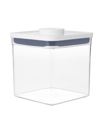 OXO - Good Grips POP Container - Big Square 2.8 Qrt WHITE