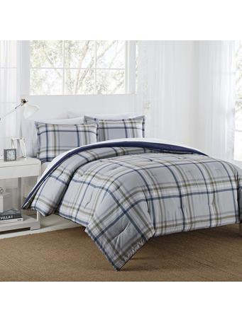 IZOD - Connor Comforter Set GREY