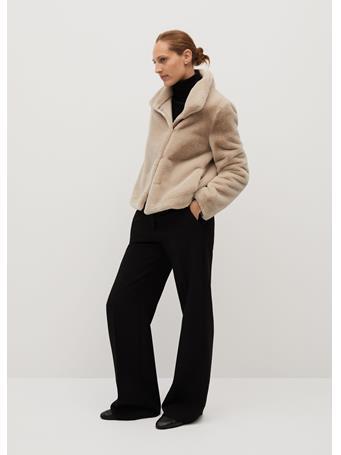 MANGO - Campbell Jacket NATURAL WHITE