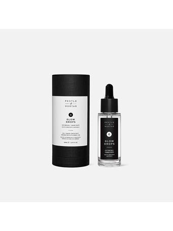 PESTLE & MORTAR - Glow Drops  Customizable Face Tanning - 30ML / 1.01 FL OZ NO COLOUR