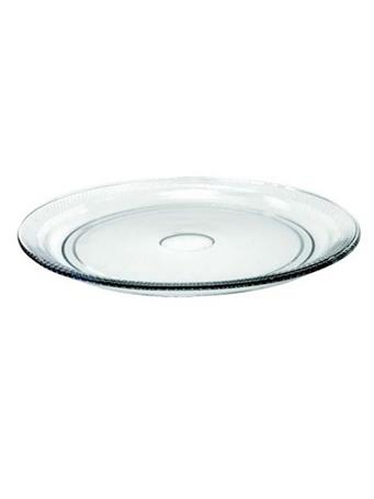 ANCHOR HOCKING - Hobnail Platter CLEAR