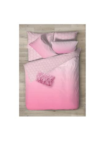 DAY DREAM - Pink Ombre Complete Bed-in-a-Bag Set PINK