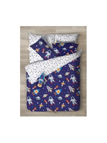 DAY DREAM - Space Rocket Complete Bed-in-a-Bag Set NAVY