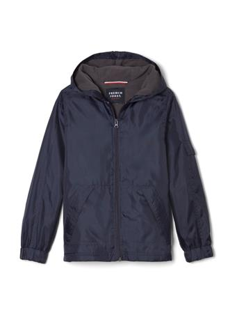 FRENCH TOAST - Midweight Hooded Jacket NAVY NAVY