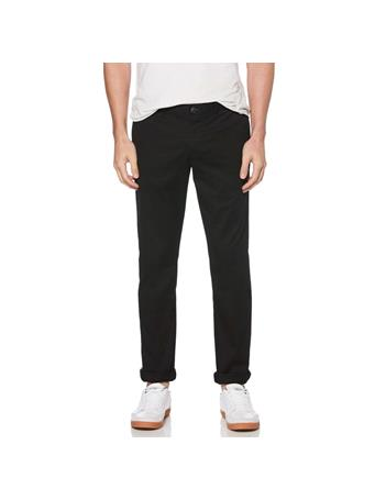 ORIGINAL PENGUIN -  Premium Slim Fit Chino  010 true black