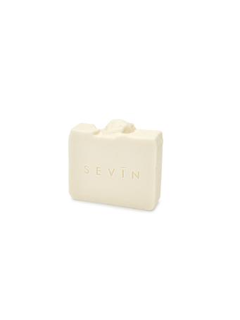 SEVIN LONDON - Porcelain White Soap - 120GR NO COLOUR