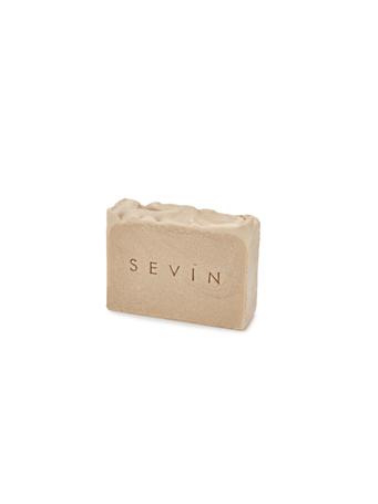 SEVIN LONDON - Coral Clay Soap  - 120GR  NO COLOUR