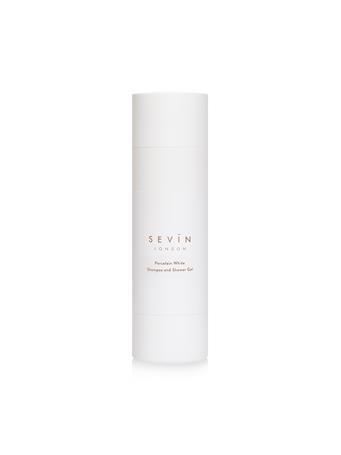 SEVIN LONDON - Shampoo & Shower Gel Porcelain White NO COLOUR