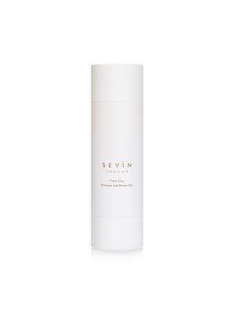 SEVIN LONDON - Shampoo & Shower Gel Fresh Clay NO COLOUR