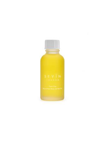 SEVIN LONDON - Fresh Clay Face, Body, & Hair Oil  - 30ML NO COLOUR