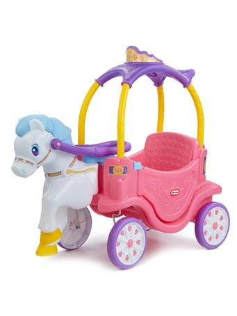 LITTLE TIKES - Princess Horse And Carriage NO COLOR
