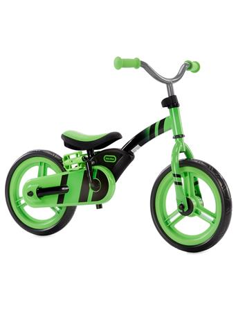 LITTLE TIKES - Balance To Pedal Bike Green NO COLOR
