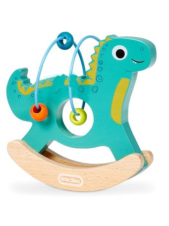 LITTLE TIKES - Wooden Critters Busy Bead Dino NO COLOR