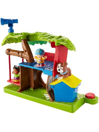 FISHER PRICE - Fisher-Price Little People Swing & Share Treehouse No Color