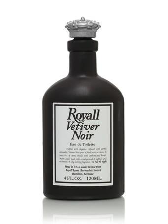 ROYALL LYME OF BERMUDA - Royall Vetiver Noir No Color