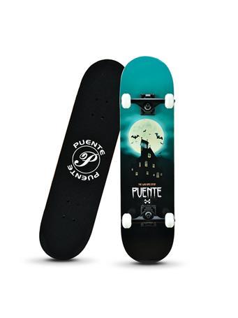 BERMY BOARDS - Haunted House Skateboard HAUNTED