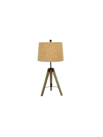 UMA - Tripod Table Lamp 31 WOOD