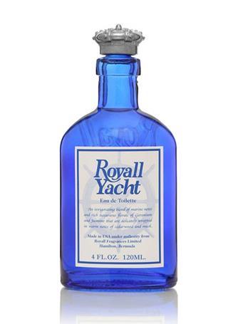 ROYALL LYME OF BERMUDA - Royall Yacht No Color