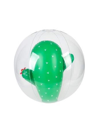 AIR MY FUN - Cactus Beach Ball GREEN