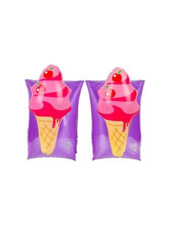 AIR MY FUN - Ice Cream Arm Bands PINK