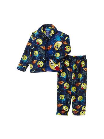 ONLY BOYS - Sleepy Scouts 2 Piece Pajama Set MULTI NAVY