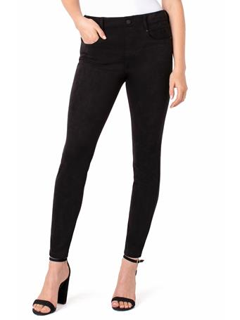 LIVERPOOL JEANS - Gia Glider Pull-on BLACK