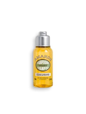 L'OCCITANE - Almond Shampoo (Travel Size - 75ml) No Color