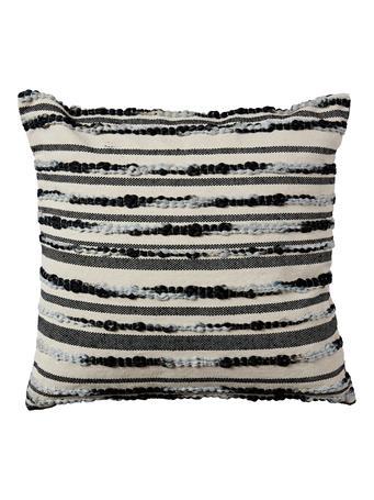 EDEN & WEST - Decorative Pillow Lattern Yarn Grey GREY