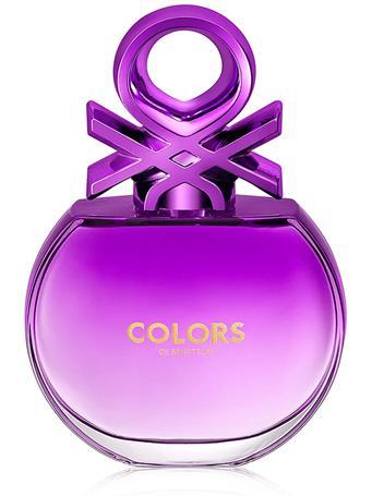 BENETTON - Purple For Her - Eau de Toilette 80ml - $29 Special No Color