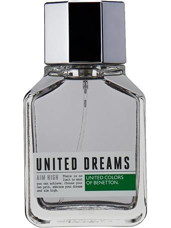 BENETTON - United Dreams 'Aim High' - Eau de Toilette 100ml - $29 Special No Color