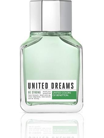 BENETTON - United Dreams 'Be Strong' - Eau de Toilette 100ml - $29 Special No Color