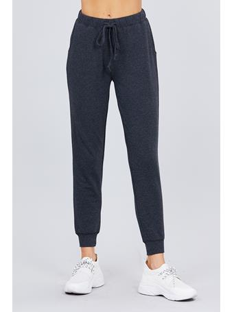 ACTIVE BASIC - French Terry Jogger CHARCOAL