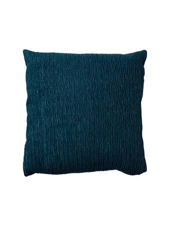 EDEN & WEST - Decorative Pillow Chenille Teal TEAL