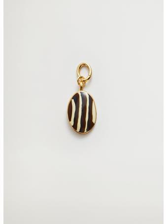 MANGO - Zebra Charm GOLD