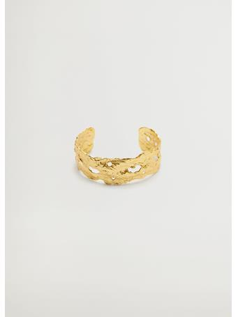 MANGO - Sacmis Bracelet GOLD