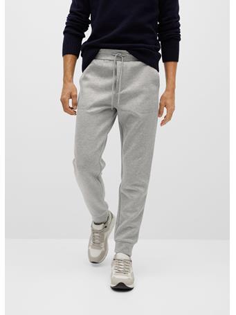 MANGO - Pocket Jogger Pants BLACK