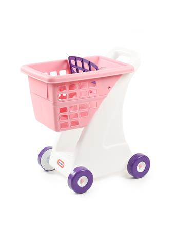 LITTLE TIKES - Pink Shopping Cart No Color