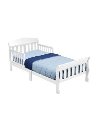 DELTA - CantonToddler Bed BIANCA WHITE