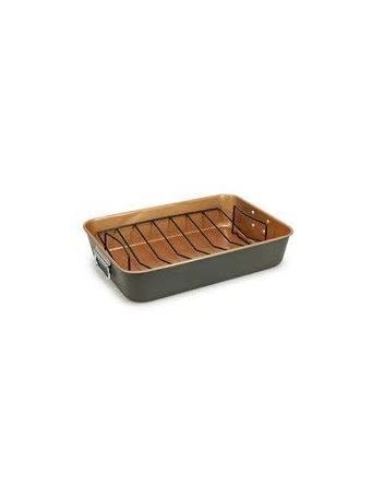 IKO - Copper Roaster with V-Rack