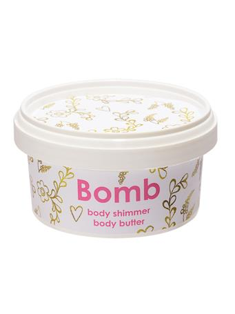 BOMB - Body Shimmer Body Butter No Color