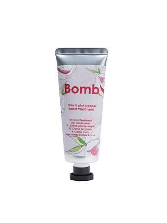 BOMB - Rose & Pink Pepper Hand Cream No Color