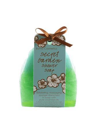 BOMB - Secret Garden Shower Soap No Color