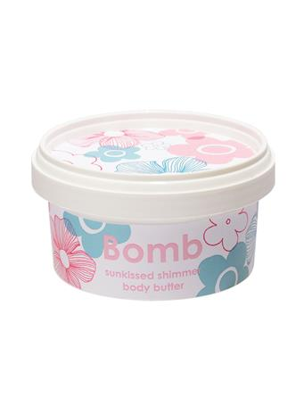 BOMB - Sunkissed Shimmer Body Butter No Color