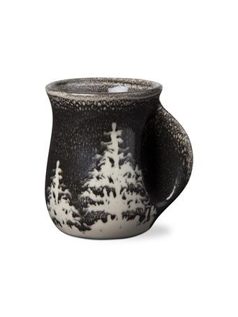 TAG - Forest Black- Handwarmer Mug BLACK