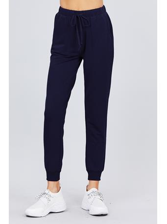 ACTIVE BASIC - French Terry Jogger NAVY
