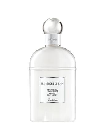 GUERLAIN - LES DÉLICES DE BAIN - Perfumed body lotion - Bottle No Color