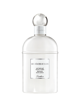 GUERLAIN - LES DÉLICES DE BAIN - Perfumed body lotion - Bottle No Color