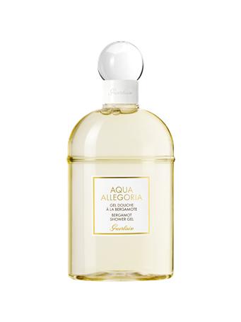 GUERLAIN - AQUA ALLEGORIA - Shower Gel scented with Bergamote - Bottle No Color